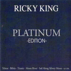 Cover - Ricky King: Platinum -Edition-