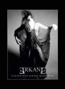 Arkane: Enraptured Serene Mesmerism - Cover