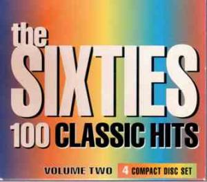 Sixties - 100 Classic Hits - Volume Two, The - Cover