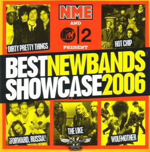 NME and MTV2 present Best New Bands Showcase 2006 - Cover