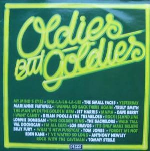 Oldies But Goldies (Decca 25040) - Cover