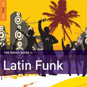 Rough Guide To Latin Funk, The - Cover