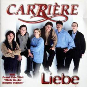 Cover - Carrière: Liebe