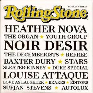 Cover - Brakes: Rolling Stone (F) 2005 09 - # 032