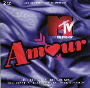 Cover - Chantay Savage: MTV - Amour