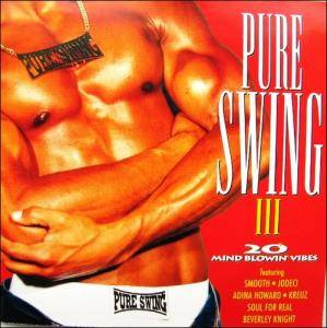 Pure Swing III - Cover