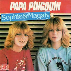 Cover - Sophie & Magaly: Papa Pingouin