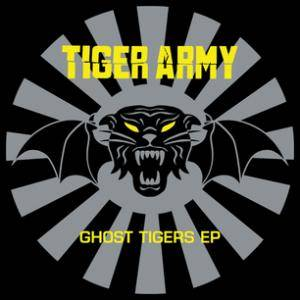 Cover - Tiger Army: Ghost Tigers EP