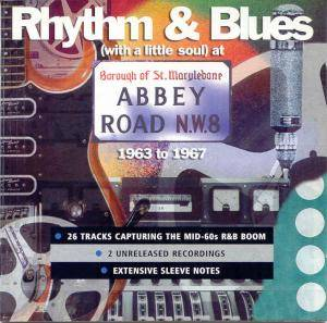 Cover - Graham Bond Quartet, The: R&B At Abbey Road - 1963-1966