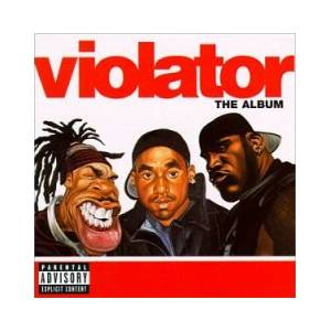 Cover - Big Noyd: Violator: The Album