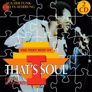 Cover - Otis & Carla: Very Best Of That's Soul - Volume 1, The