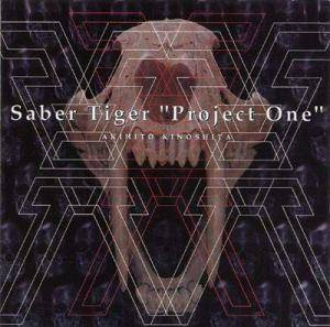 Cover - Saber Tiger: Project One