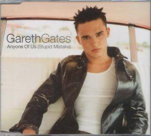 Cover - Gareth Gates: Anyone Of Us (Stupid Mistake)