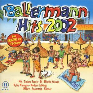 Cover - Monkey Circus: Ballermann Hits 2002