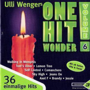 Ulli Wengers One Hit Wonder Vol. 06 - Cover