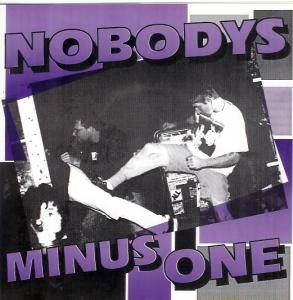 Cover - Nobodys: Minus One