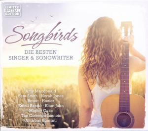 Songbirds - Die Besten Singer & Songwriter - Cover