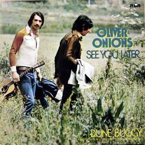 Cover - Oliver Onions: See You Later