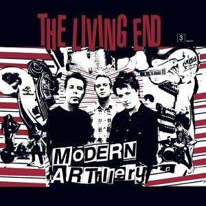 The Living End: Modern Artillery - Cover