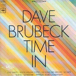 Cover - Dave Brubeck: Time In