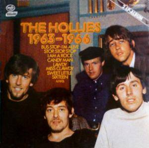The Hollies: Hollies 1963-1966, The - Cover