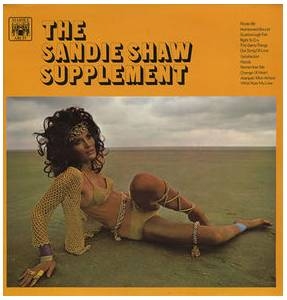 Cover - Sandie Shaw: Sandie Shaw Supplement, The