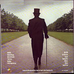 Elton John: A Single Man (LP) - Bild 2