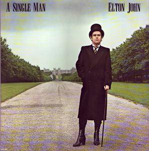 Elton John: A Single Man (LP) - Bild 1