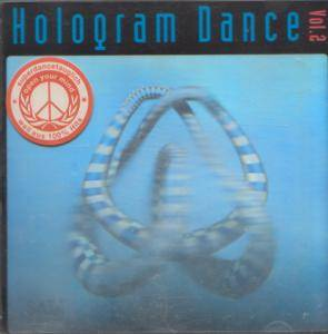 Sat 1 Hologram Dance Vol. 2 - Cover