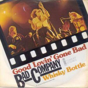 Bad Company: Good Lovin' Gone Bad - Cover