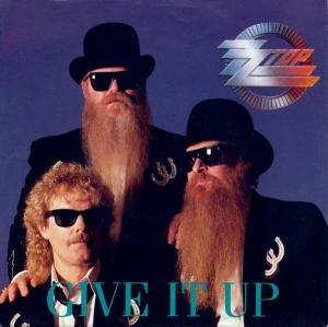 ZZ Top: Give It Up - Cover