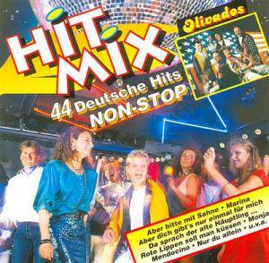 Cover - Olivados: Hit-Mix - 44 Deutsche Hits Non Stop