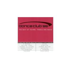 Cover - Lunatic Asylum: Dance Club '99