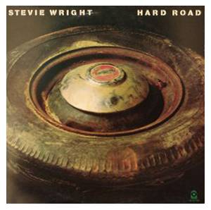 Stevie Wright: Hard Road - Cover