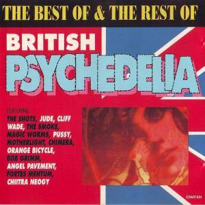 Cover - Chimera: Best Of & The Rest Of British Psychedelia, The