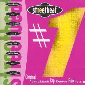 Streetbeat #1 - Cover