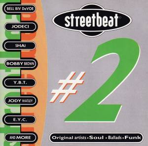 Streetbeat #2 - Cover