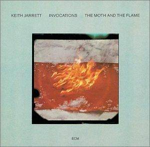 Keith Jarrett: Invocations / The Moth And The Flame - Cover