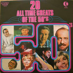 Cover - Mitch Miller: 20 All Time Greats Of The 50's