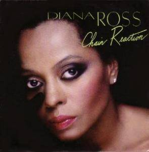 Diana Ross: Chain Reaction - Cover