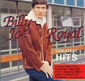 Cover - Billy Joe Royal: Greatest Hits