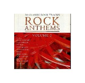 Rock Anthems Volume 2 - Cover