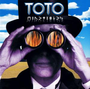Toto: Mindfields - Cover