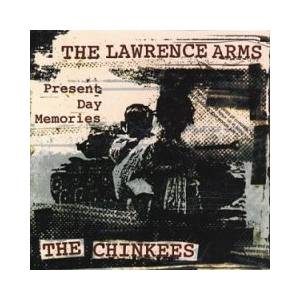 Cover - Lawrence Arms, The: Present Day Memories