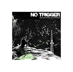 No Trigger: Extinction In Stereo - Cover