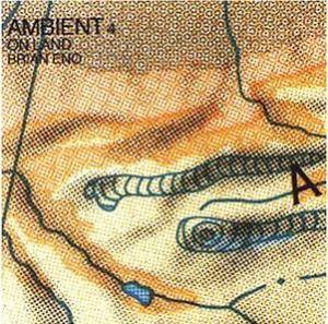 Cover - Brian Eno: Ambient 4 - On Land