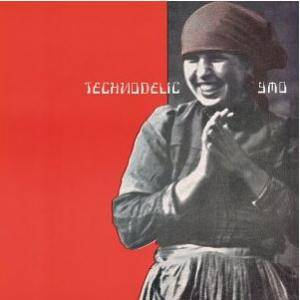 Yellow Magic Orchestra (Y.M.O.): Technodelic - Cover