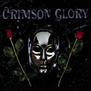 Crimson Glory: Crimson Glory - Cover