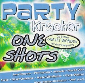 Cover - Rob Grill: Party Kracher One Shots
