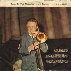 Chris Barber's Jazzband: Ice Cream - Cover